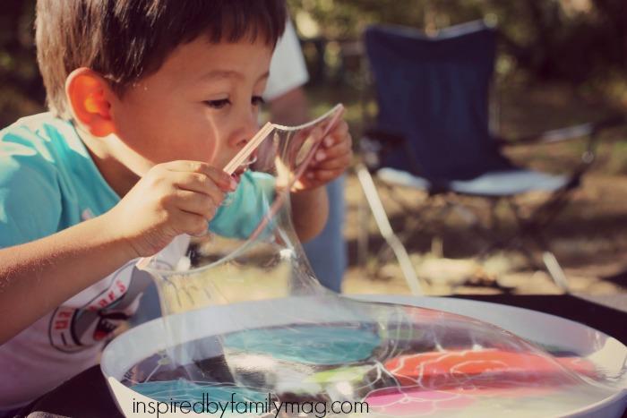 bubbles fun