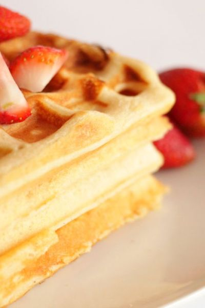 The Perfect Waffles