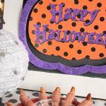 halloween finger food