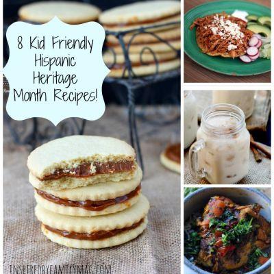 8 Kid Friendly Hispanic Heritage Month Recipes