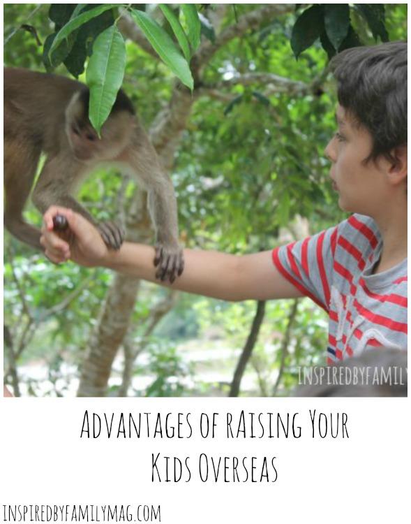 raising kids overseas