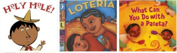 mexican culture books for kids