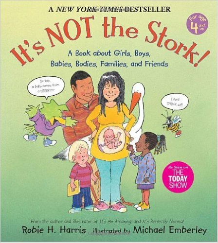 sexuality book for kids