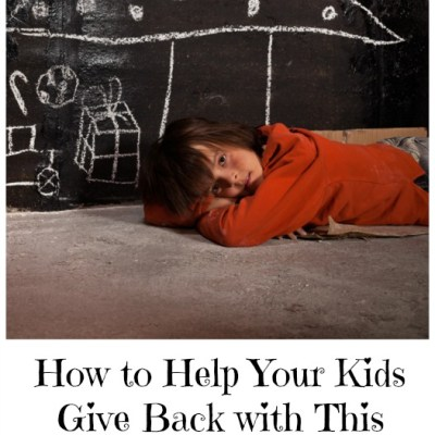 How to Help Your Kids Give Back with This Fun Christmas Activity
