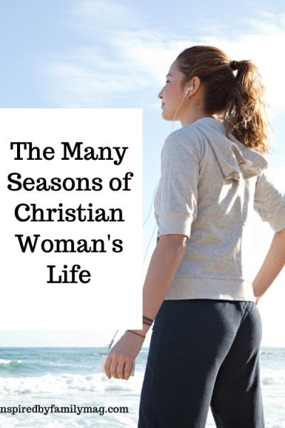 The Many Seasons of a Woman's Life