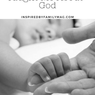 What Snuggling With My Son Has Taught Me About God