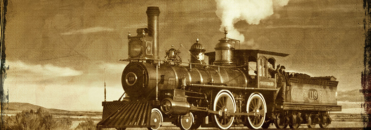 The Golden Age of Rail