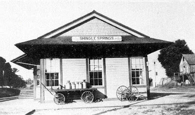 Shingle Springs Depot