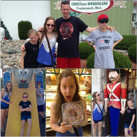 Our fun trip to Frankenmuth, MI