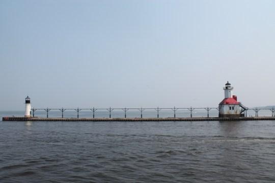 St. Joseph Pier Lighthouses