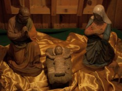 Creche Holy Family