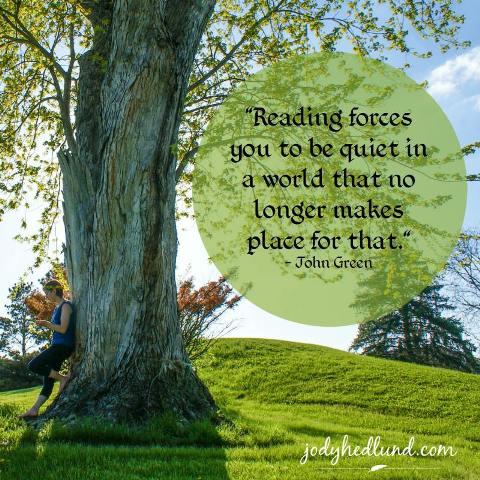 Quiet of Reading