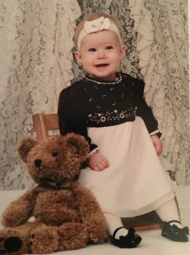 Bethany at 9 months