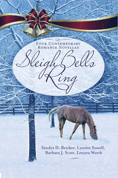It's here–Sleigh Bells Ring–and I'm giving away books!