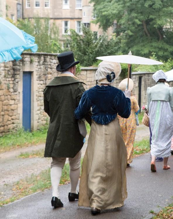 The Jane Austen Festival: Looking Forward, Looking Back