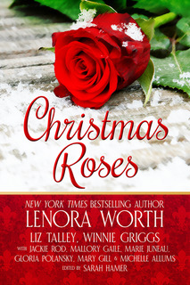 Roses and Christmas and a giveaway!