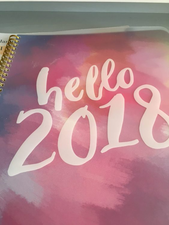 Happy New Year! What's in your 2018?