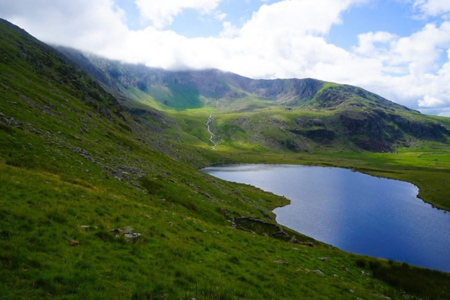 guide to climbing Snowdonia