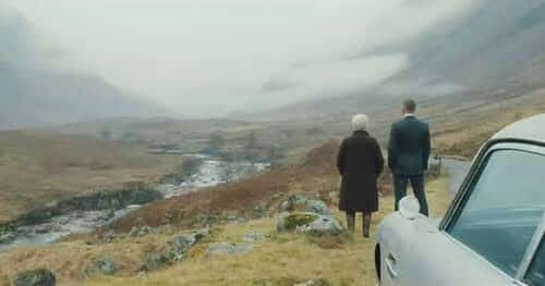 James Bond Skyfall Location in Scotland