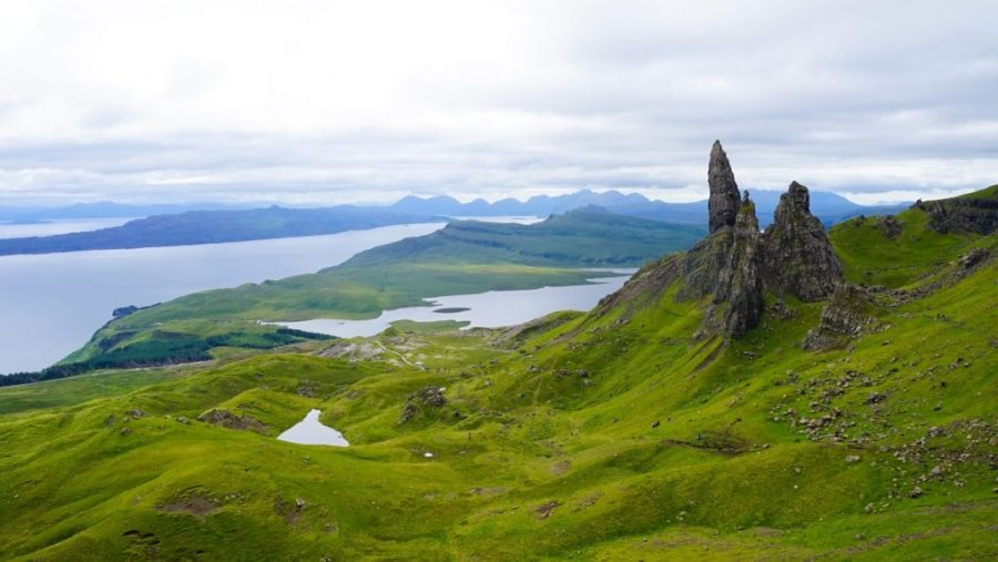 Highlights of Isle of Skye