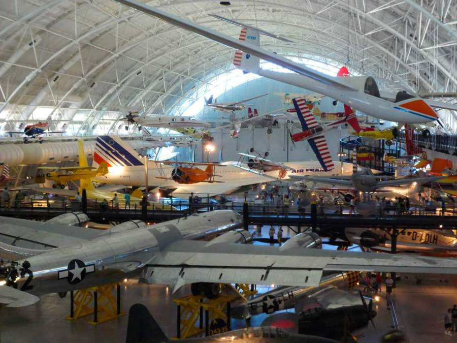 Guide to Smithsonian Air & Space Museum