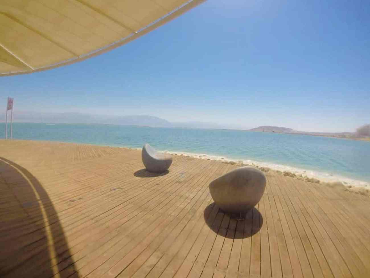 Guide to Swimming in the Dead Sea