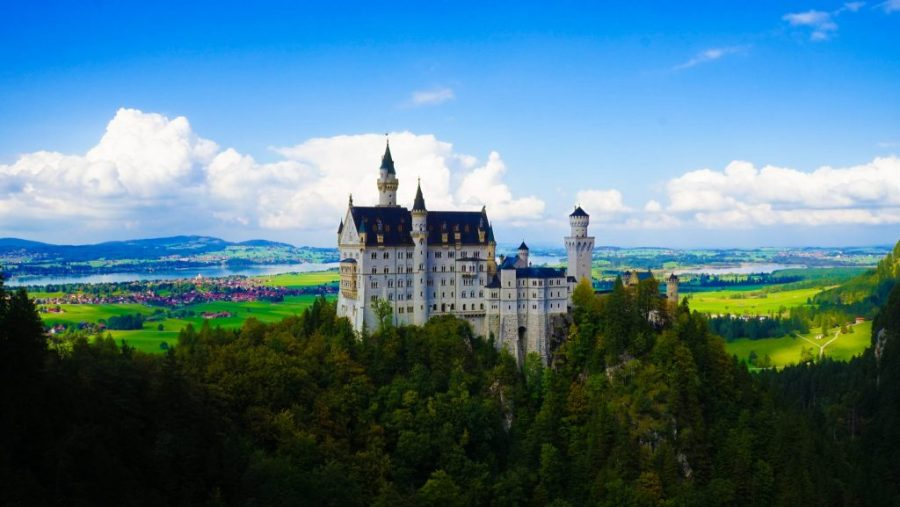 Day Trip to Visit Neuschwanstein Castle from Munich