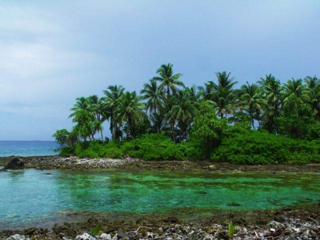 Funagongo's Leeward Rim - Tuvalu Travel