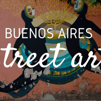 Buenos Aires Street Art Photography: Exploring South City with Graffitimundo