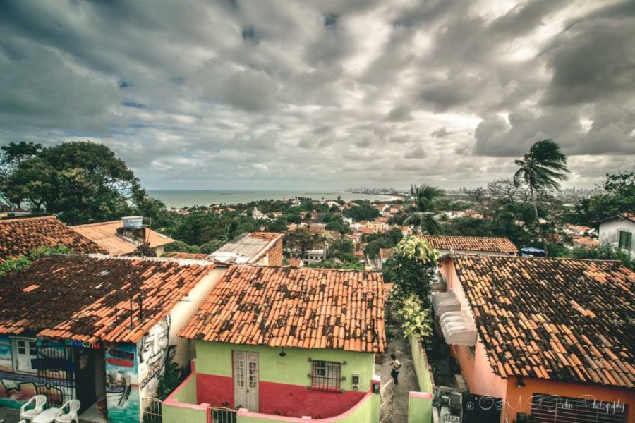 UNESCO Sites in South America - Historic Centre of the Town of Olinda in Brazil