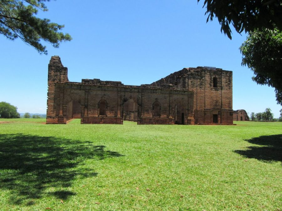 UNESCO Sites in South America - Jesuit Missions of Paraguay