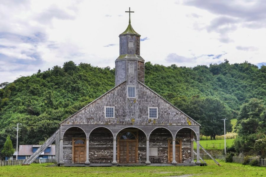 UNESCO Sites in South America - The Churches of Chiloé in Chile