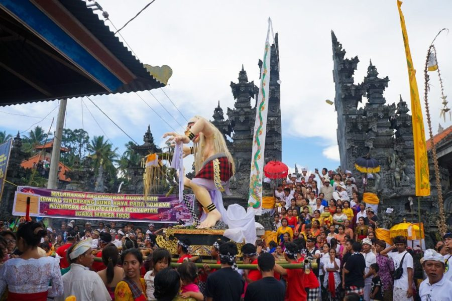 30 Reasons That Will Make You Desperate To Travel to Indonesia! - Nyepi Celebrations in Bali