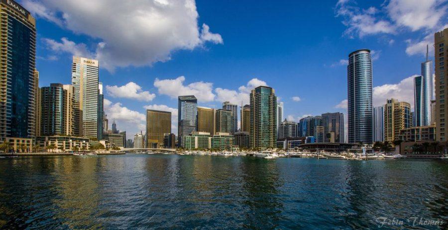 Dubai Marina Dubai Architecture Guide United Arab Emirates