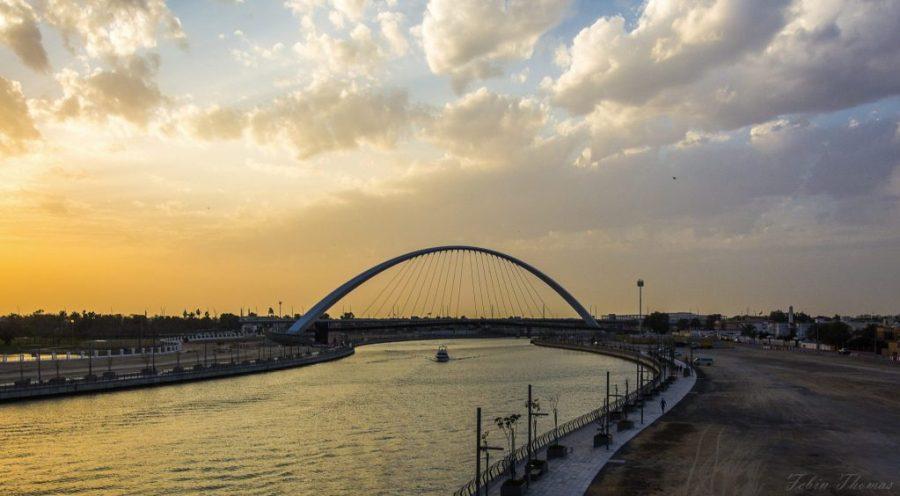 Dubai Water Canal Dubai Architecture Guide United Arab Emirates