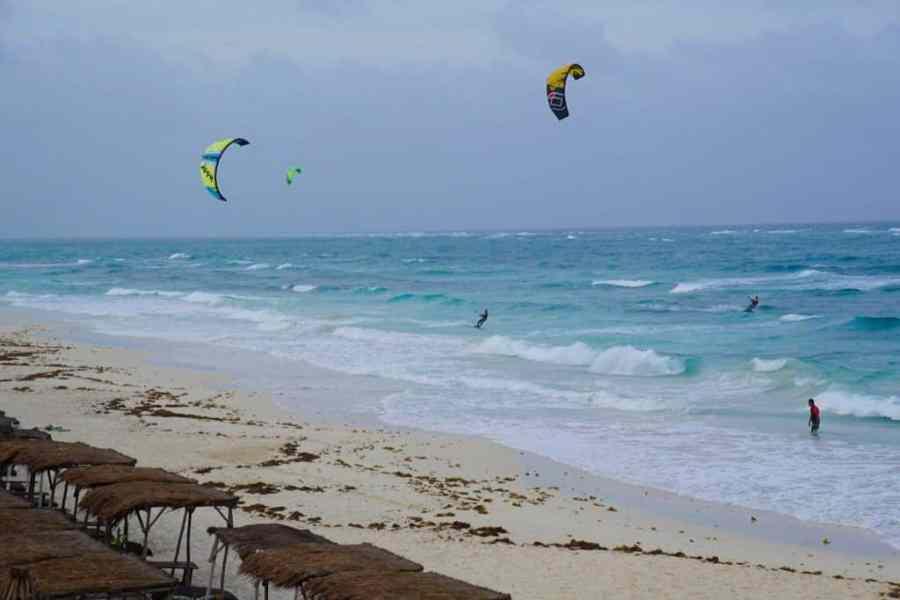 tulum kiteboarding tulum kitesurf tulum kitesurfing school