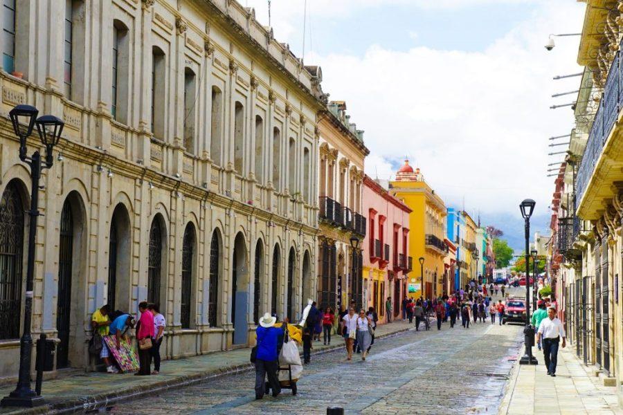 Oaxaca City Things To Do - Shopping Street