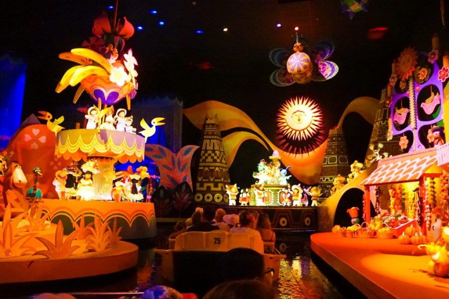 Which Disney World Park Has The Most Rides? - Its A Small World