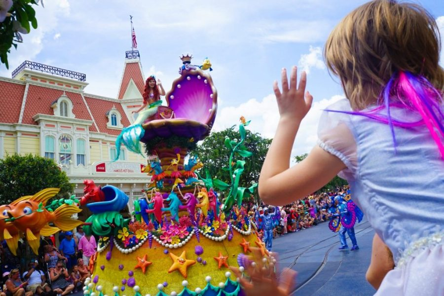 What To Do In Disney World When It Rains? - Disney World Parade