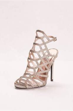 glitter-high-heel-cage-sandal
