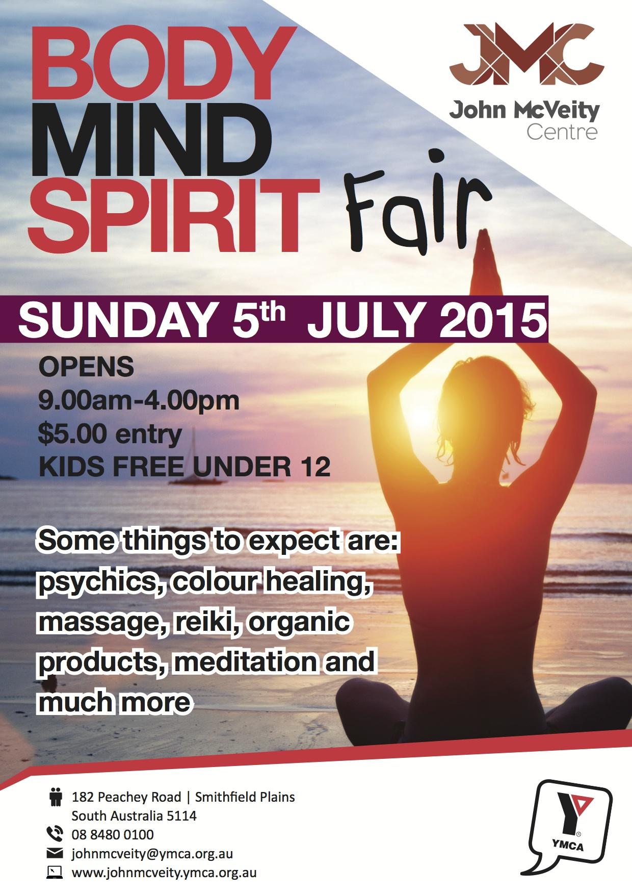 Body Mind Spirit Fair