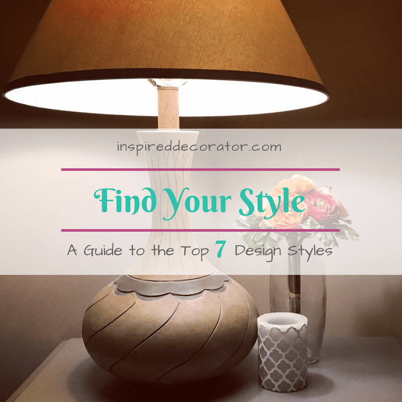 Find Your Style  A Guide To The Top 7 Design Styles