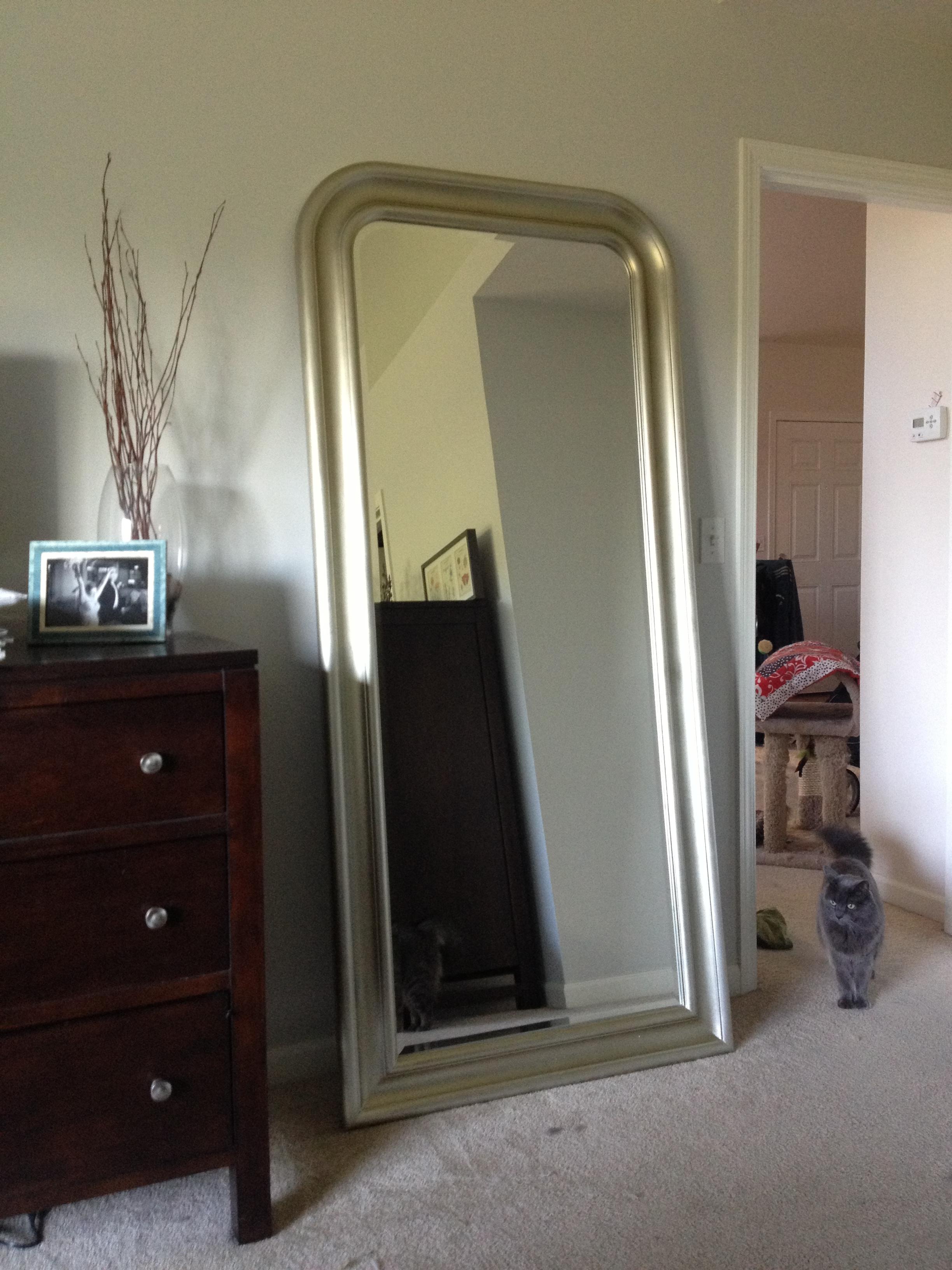 IKEA Songe Mirror Inspired Domesticity