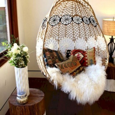 38+ Luxury Boho Chic Home and Apartment Decor Ideas 18