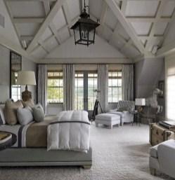 48+ beautiful Farmhouse Style Master Bedroom Ideas 03
