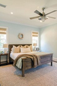 48+ beautiful Farmhouse Style Master Bedroom Ideas 09