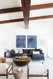 52+ Amazing Mid Century Living Room Decor Ideas 24