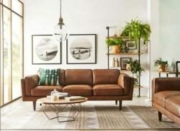 52+ Amazing Mid Century Living Room Decor Ideas 41