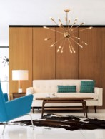 52+ Amazing Mid Century Living Room Decor Ideas 47