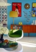 52+ Amazing Mid Century Living Room Decor Ideas 52